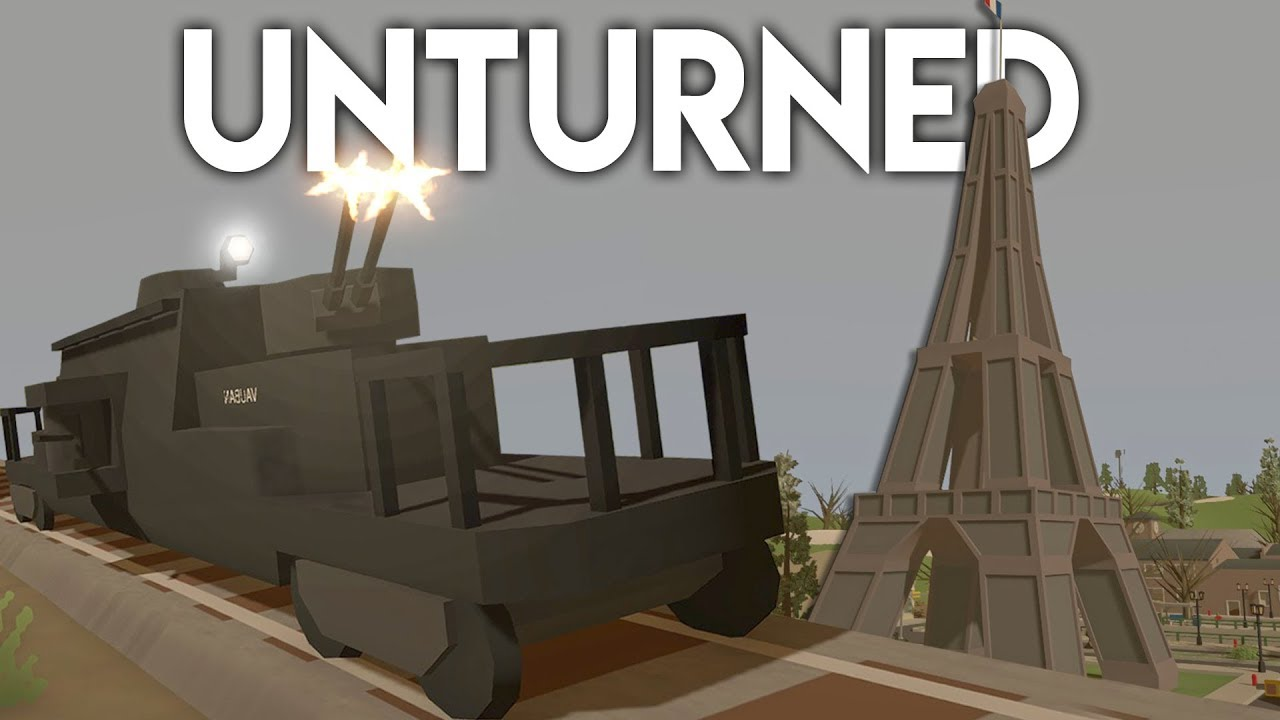Unturned requisitos
