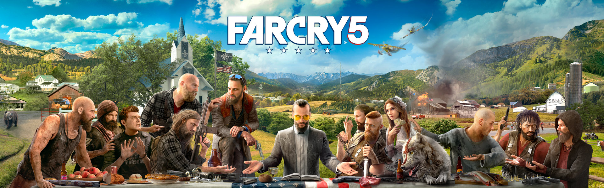 far cry 5 requisitos
