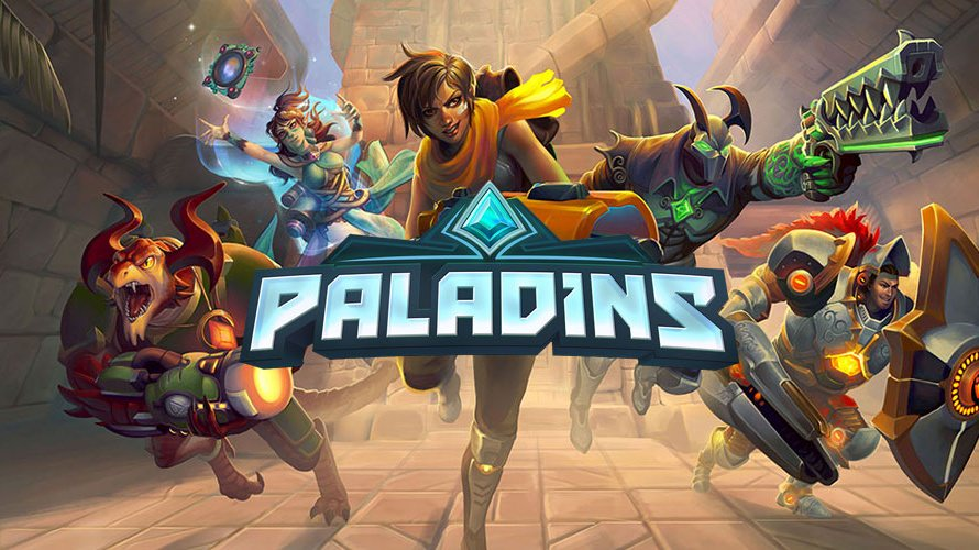 paladins requisitos
